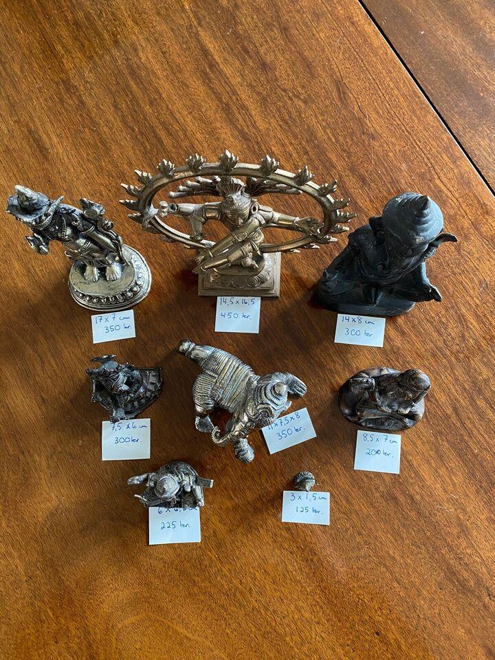 Hinduistiske figur / skulptur ,