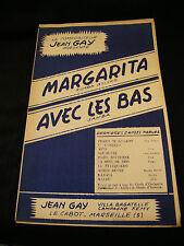 Margarita Di Partizione Jeans Gay Con le piccola