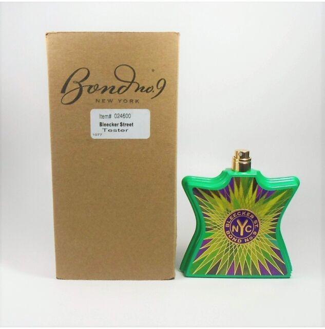 Bond No. 9 Bleecker Street Eau De Parfum 100 ml - 3.3 oz * NEW TST BOX *