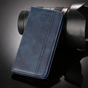 Per-Xiaomi-Redmi-7A-Note-7-8-PRO-Lusso-in-Pelle-Magnetico-Cover-Custodia-Flip-Wallet