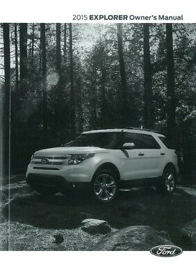 ford explorer owners manual user guide ebay