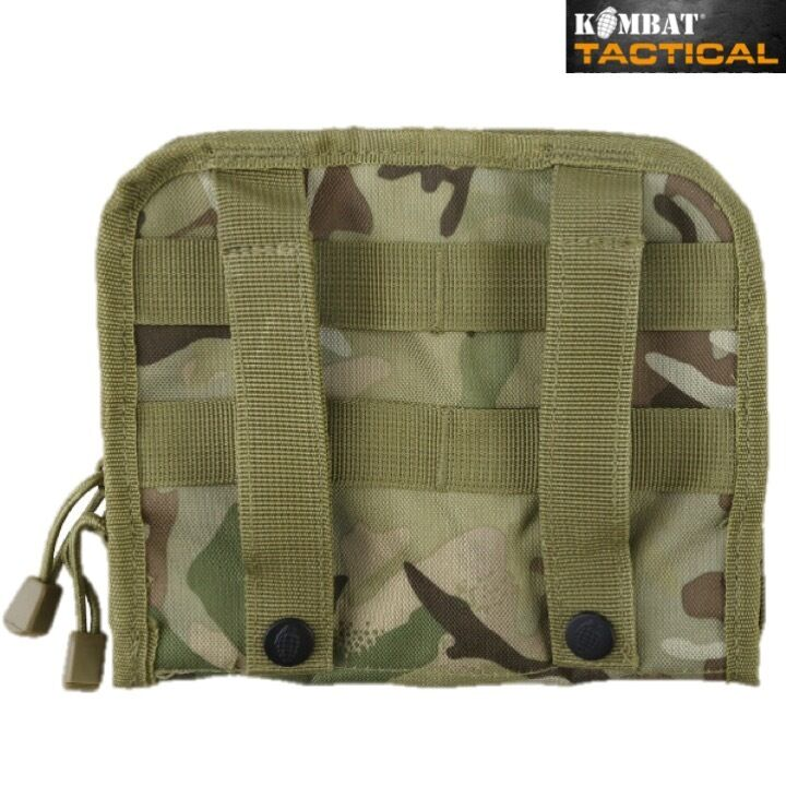 ARMY ARMY ARMY SMALL COMMANDERS PANEL ID ADMIN FOLDER POUCH MTP MAP CASE WEBBING BTP MTP 89d693
