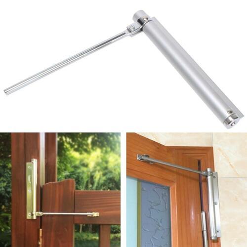 Adjustable Space Aluminum Surface Mounted Home Auto Closing Door Closer Hardware
