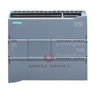 SIEMENS SIMATIC S7-1200 6ES7215-1BG40-0XB0 SM1215C AC//DC//RLY XLNT TESTED M//OFFER