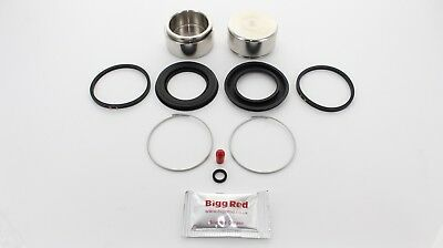 Kit Triumph TR4A TR5 TR6 GT6 Brake Caliper Seal /& Piston S//Steel 1 BRKP34S
