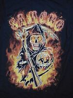 Sons Of Anarchy Samcro Tee T-shirt Size Small With Tags Redwood Original