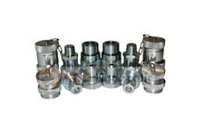 4pk 10000psi Hydraulic Quick Coupler Set For Enerpac
