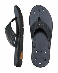 b2fdbad9cea NEW QUIKSILVER™ Mens Amphibian Plus Thongs 2017 Flip Flops Slippers ...