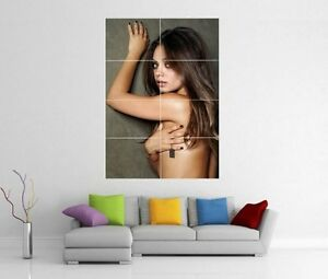 MILA-KUNIS-TOPLESS-GIANT-WALL-ART-PRINT-PICTURE-PHOTO-POSTER-J66