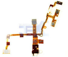 White Power Flex Cable for Iphone 3G/3GS  Volume button/silent switch/headphone