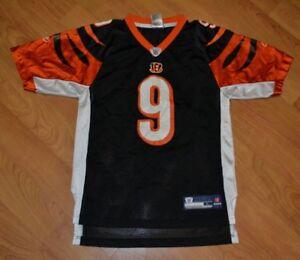 Cincinnati Bengals Carson Palmer Football Jersey Youth 14 16 NFL