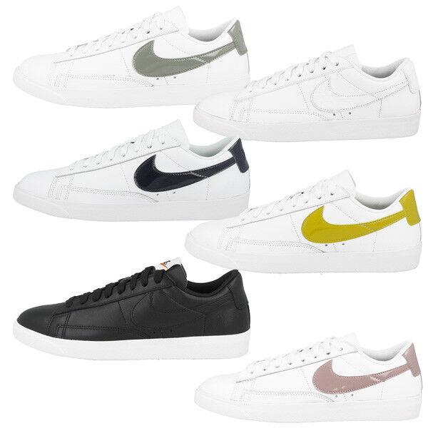 Nike Blazer Low LE Women Leather Schuhe Damen Leder Sneaker Basketball AA3961