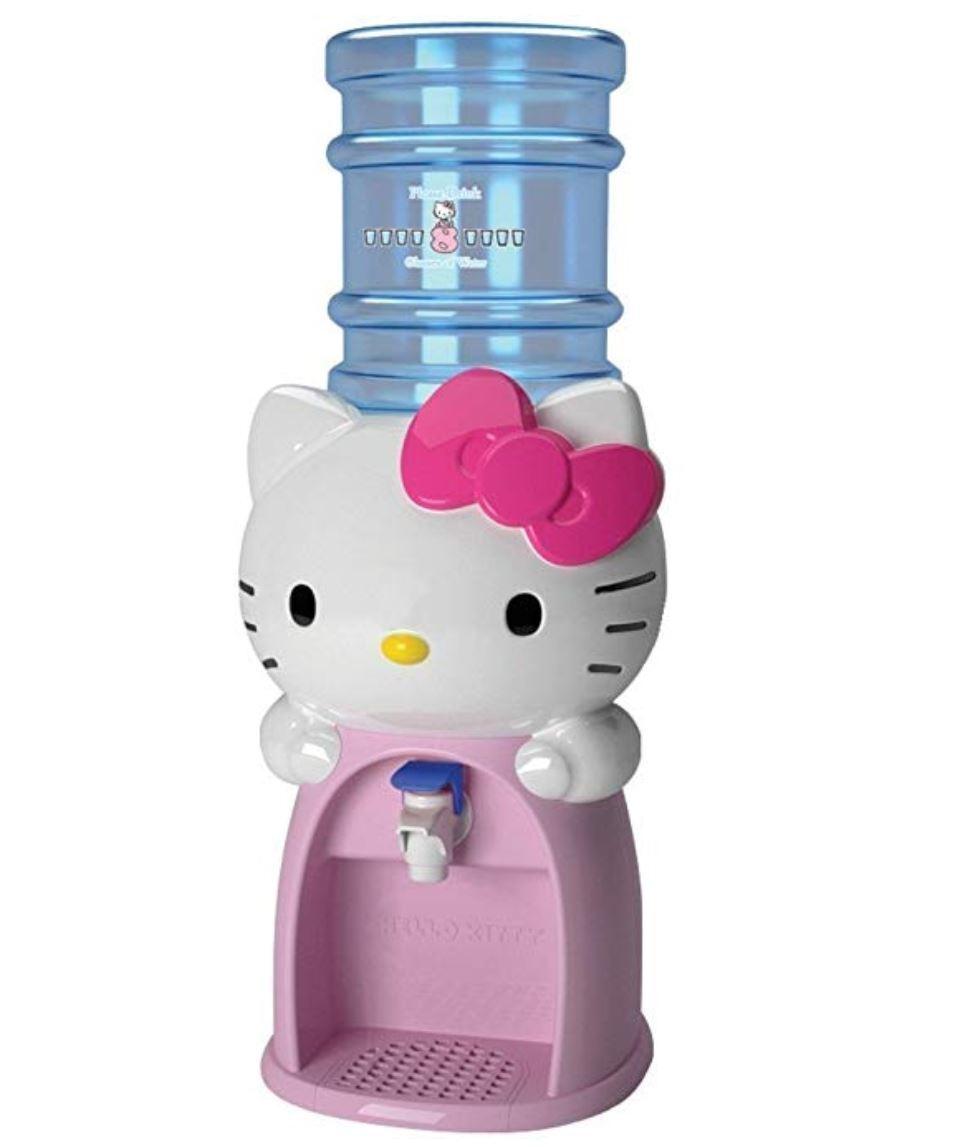 Hello Kitty Water Dispenser Kt3102 Kitty® Dispenses 8 8 8 glasses of water Elift-top 057876