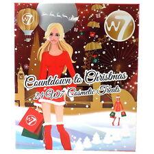 W7 Countdown To Christmas Advent Calendar - 24 Cosmetics Treats