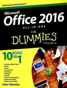 Office 2016 All-In-One For Dummies - DIGITAL EDITION (ΣBӨӨK)