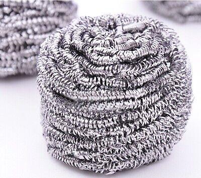 Welding Soldering Solder Iron Tip Cleaner Sponge Steel Wire Scourer Ball