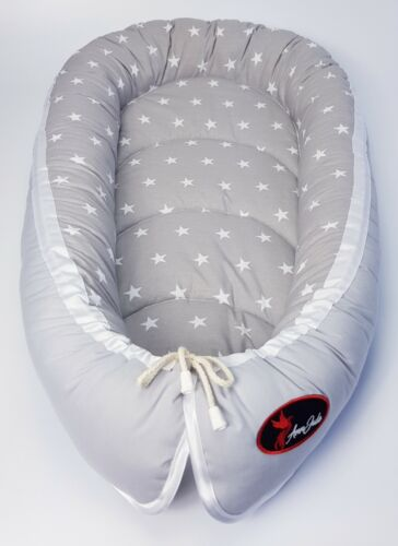 Baby nest pod cocoon reversible BIGGEST RANGE OF HIGH QUALITY NESTS