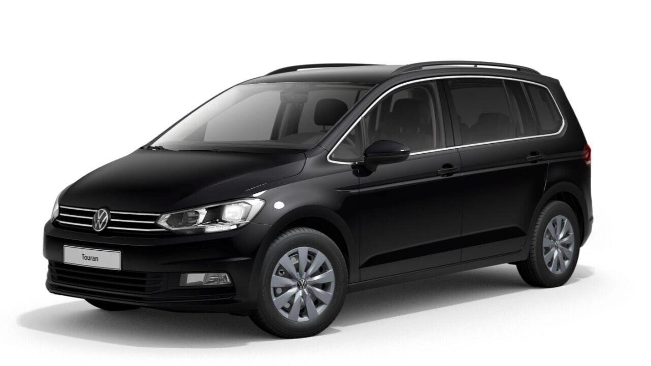 VW Touran 1,5 TSi 150 Comfortline+ DSG 7prs 5d - 349.506 kr.