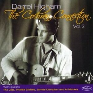 DARREL-HIGHAM-Cochran-Connection-Volume-2-ROCKABILLY-Imelda-May-Eddie-Cochran