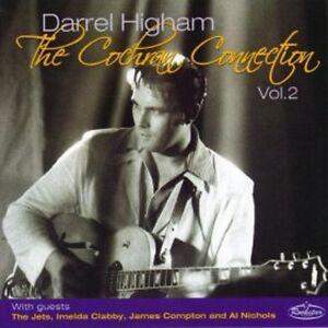 DARREL-HIGHAM-Cochran-Connection-Volume-2-CD-ROCKABILLY-Imelda-May-Eddie-Cochran