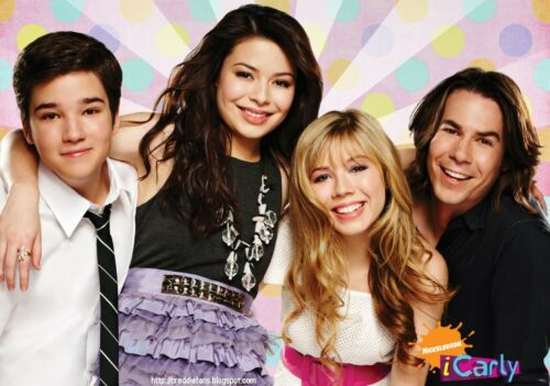 iCarly Giant 1 Piece  Wall Art Poster KR139