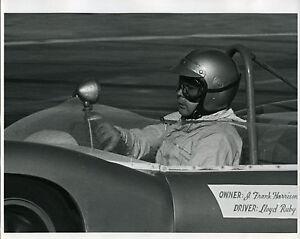 1963-Lloyd-Ruby-Lotus-19-Times-GP-Riverside-Original-Period-Race-Photo