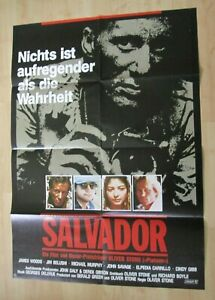 Filmplakat-Salvador-James-Woods-Jim-Belushi-Oliver-Stone