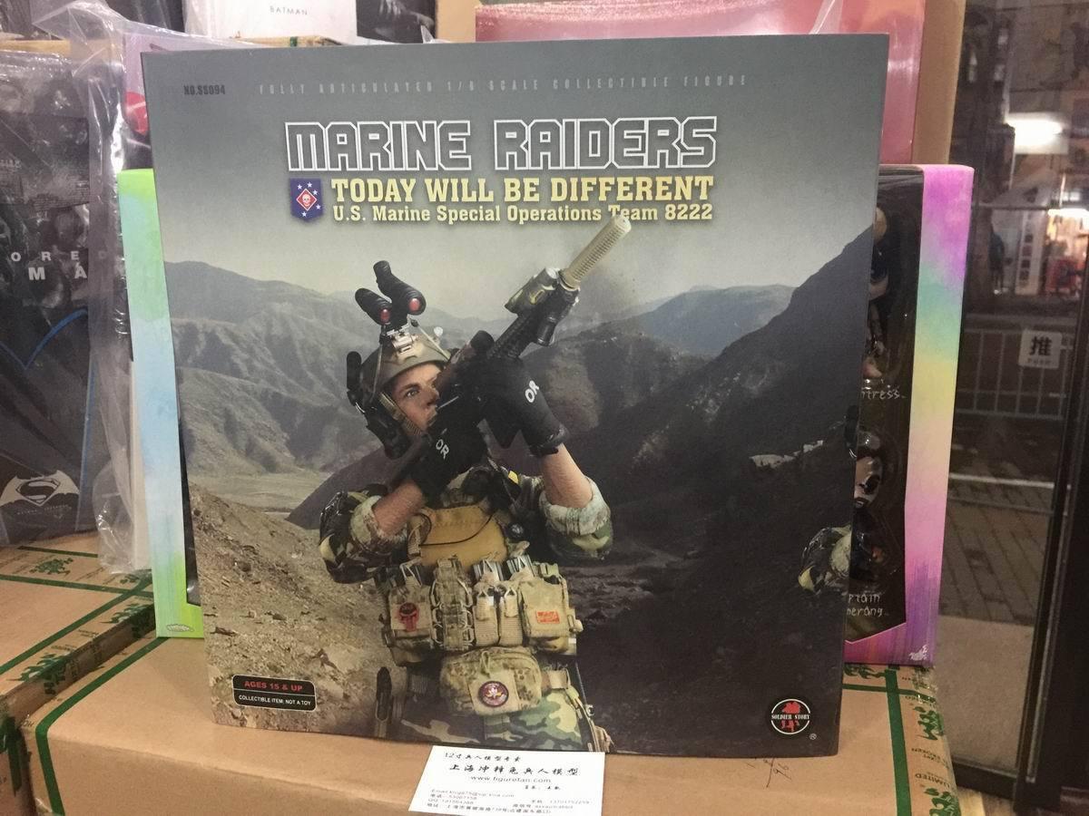 toma Soldier Soldier Soldier Story 1 6 SS094 Marina Raiders MSOT 8222 Figura De Colección  tienda de venta en línea