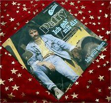WOLFGANG PETRY - Ich geh mit dir * 1981 * TOP (M-:)) PREIS HIT SINGLE * TOP :)))