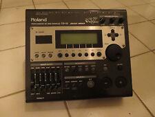 Roland Td-12 VDrum Module Brain td12 10 8 6 9 30 6V 20 EXCELLENT