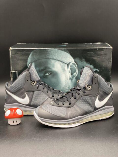 Nike Air Lebron 8 V2 Cool Grey Green Sz 11 Viii Dunkman Pe China Sample OG 9 10