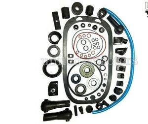 Vespa-Rubber-Grommet-Kit-12-Volt-60-Items-VBB-VBA-VLB-Sprint-Rally-Super