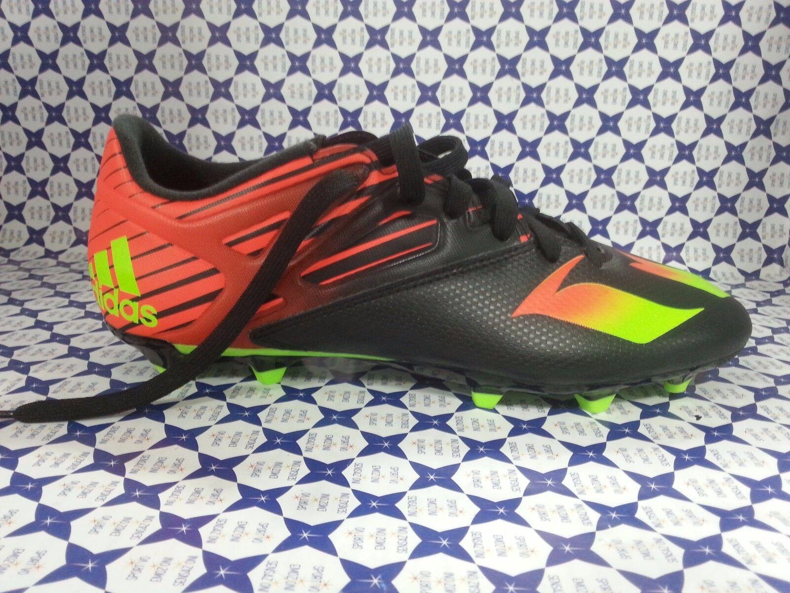 Zapatos 15.3  Calcio Adidas Messi 15.3 Zapatos FG  Nero/Rosso  AF4852 640 10811d