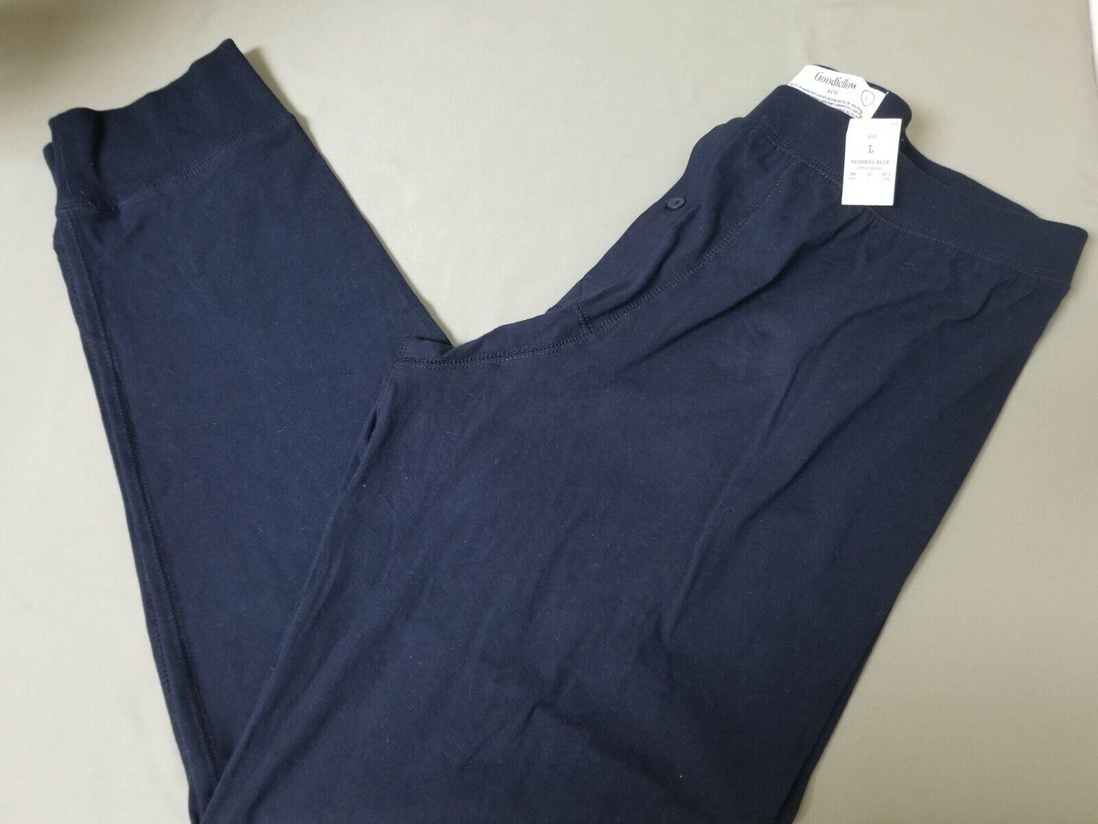 New Mens Goodfellow /& Co Sleepwear Jogger Lounge Pants.