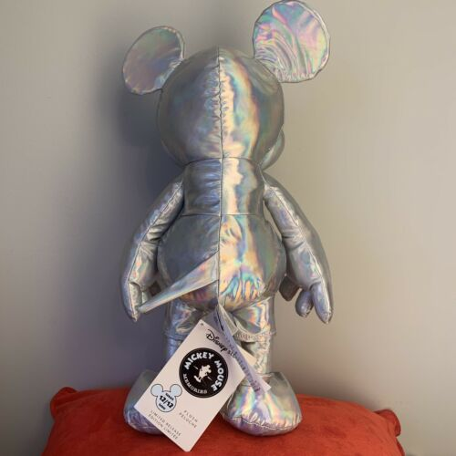 NWT Mickey Mouse Memories December Plush Disney Store Limited Edition
