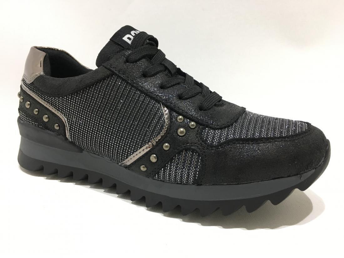 Señora Urban zapatos zapatos zapatos negro Bass 3d mod  45902  connotación de lujo discreta