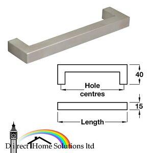 HAFELE Mortice gravity drop pull handle 130 x 25 mm