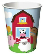 12 SAGWA THE CHINESE SIAMESE CAT 9oz PAPER CUPS ~ Birthday Party Supplies