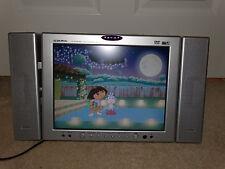 "Audiovox (D1210) 12"" Portable LCD - TV / DVD Player & ALL ORIGINAL ACCESSORIES"
