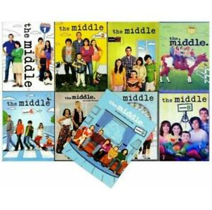 The-MIDDLE-Complete-Series-Seasons-1-9-DVD-27-Discs-Set-New-Sealed
