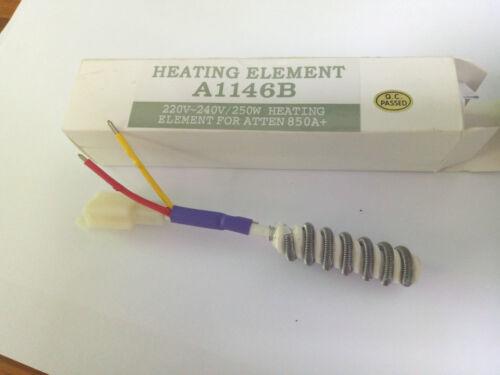 Hot air gun 220V HEATING ELEMENT A1146B for ATTEN AT850B AT852D connector