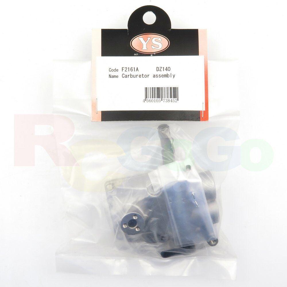 buona qualità YS ENGINE ENGINE ENGINE PARTS autoBURETOR ASSEMBLY DZ140   YSF2161A  fornire un prodotto di qualità