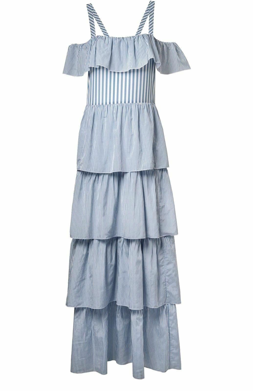New Victoria's Secret Long maxi Ruffle Dress Größe   XSmall