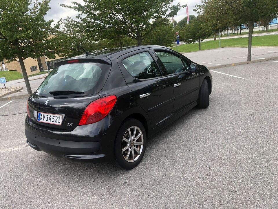 Peugeot 207, 1,6 HDi XR, Diesel