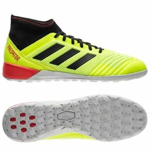 13d3af3c787 Adidas Men Soccer Shoes Futsal Predator Tango 18.3 Indoor Football ...