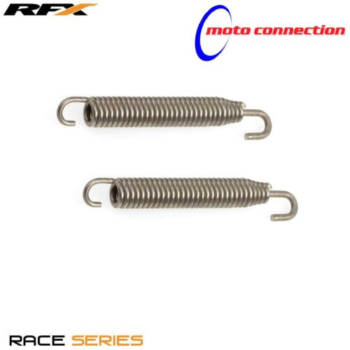 RFX 57MM STAINLESS STEEL SWIVEL EXHAUST SPRINGS FOR KTM SX125 SX150 SX250 2016