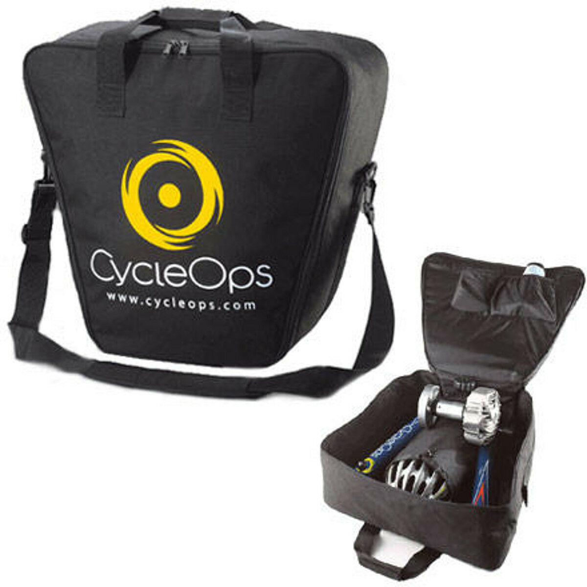 CycleOps Saris Trainer Bag Storage Travel Carry  On Bike Bicycle NEW   lightning delivery