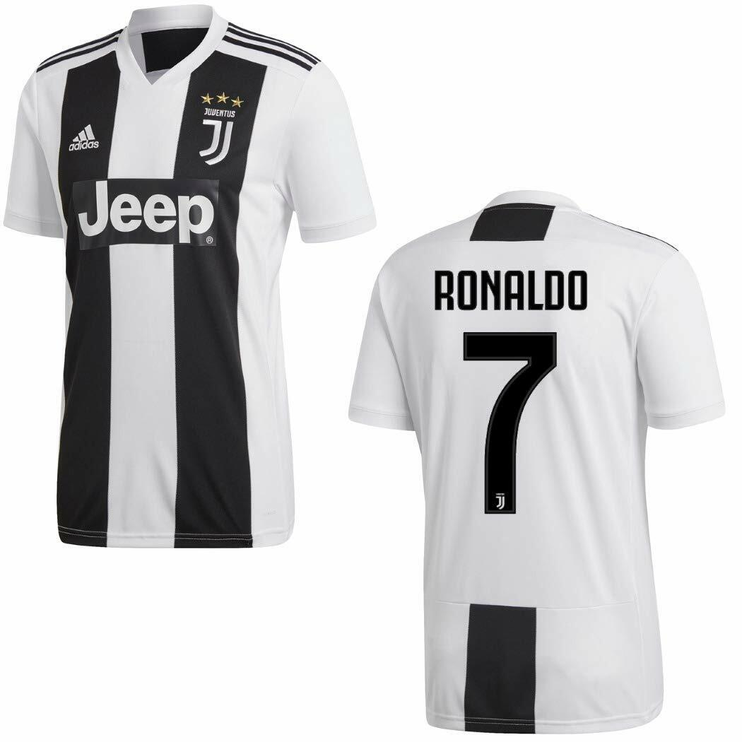 Maglia Juventus Adidas Bambino Cristiano Ronaldo 7  20182019  PS 09411CR7