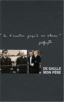 Coffret 2 volumes : De Gaulle, mon père de Philippe de Gaulle | Livre | état bon