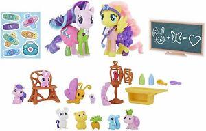 My-Little-Pony-Fluttershy-amp-Starlight-Glimmer-Pet-Care-Class